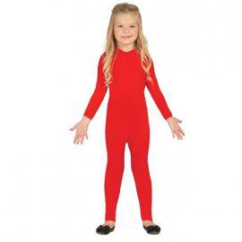 Mono elástico rojo infantil