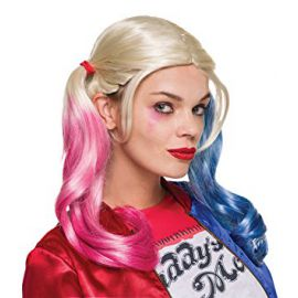 Peluca Harley Quinn