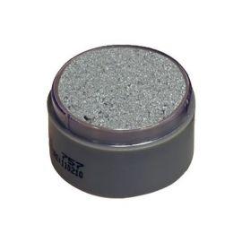 Maquillaje profesional al agua plata
