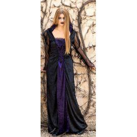 Disfraz gótica oscura