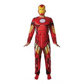 Disfraz Iron Man clásico adulto