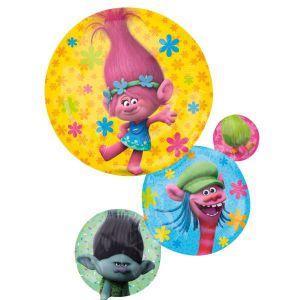 Globo helio Trolls
