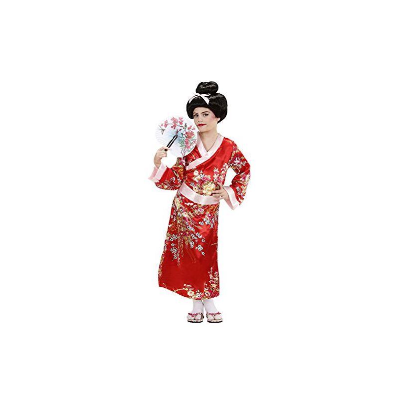 Disfraces Asiáticos Para Niñas En Carnaval