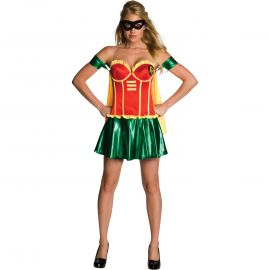 Disfraz Robin sexy chica