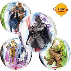 Globo helio esfera Star Wars