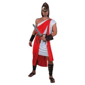 Disfraz espartano tunica
