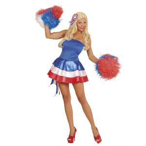 Disfraz miss Francia