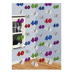 Guirnalda 40