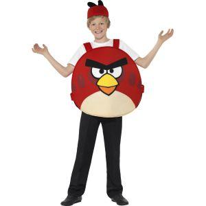 Disfraz Angry Birds pájaro rojo inf