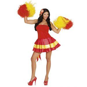 Disfraz miss España
