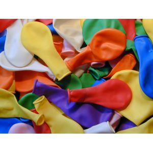 Globos colores surt 50 und