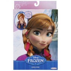Peluca Anna Frozen