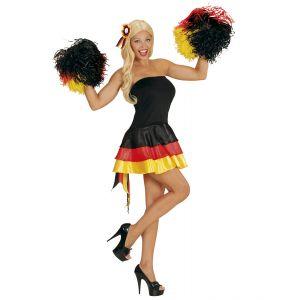 Disfraz miss alemania