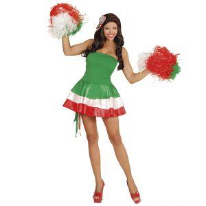 Disfraz miss italia