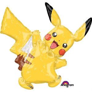 Globo mini pikachu