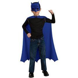 Set capa y máscara Batman clásico