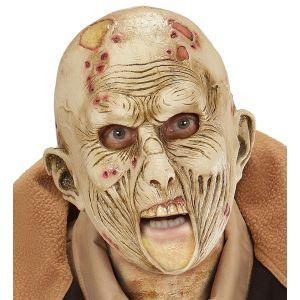 Mascara zombie boca abierta adulto