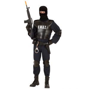 Disfraz agente swat adulto