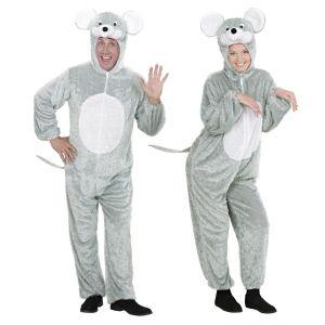 Disfraz ratón peluche