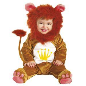 Disfraz bebe león 1 a 2