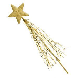 Varita estrella oro
