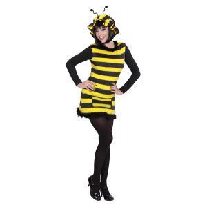 Disfraz w abeja vestido