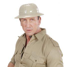Sombrero explorador plastico