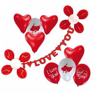 Set decoracion i love you