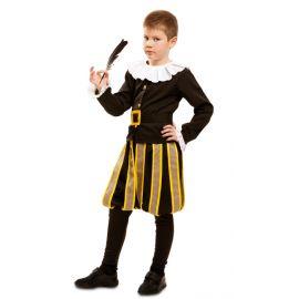 Disfraz cervantes infantil
