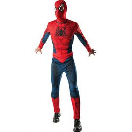 Disfraz spiderman musculo ultimate adult
