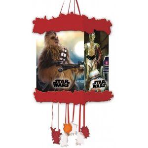 Piñata Star Wars viñeta