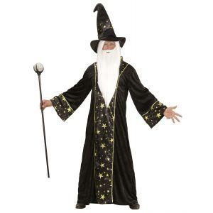 Disfraz mago fantasy s m l