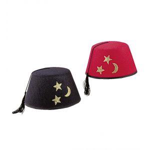 Sombrero moro 2 colores surt