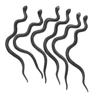 Set 12 serpientes 12.5 cm