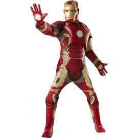 Disfraz iron musculos adulto