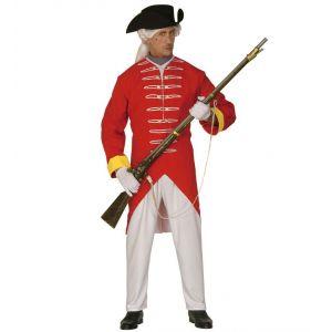 Disfraz soldado frances