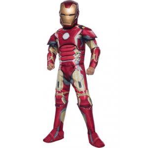 Disfraz iron man premium infantil