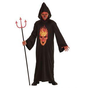 Disfraz esqueleto diablo