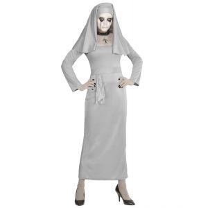 Disfraz monja fantasmagorica