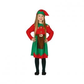 Disfraz elfa infantil gu