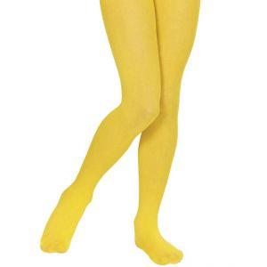 Medias amarillas infantiles
