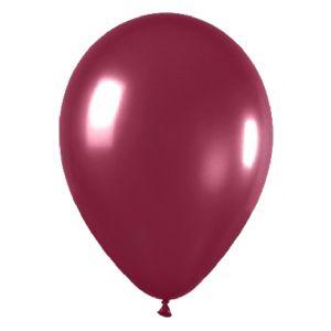 Bolsa 50 globos vino tinto