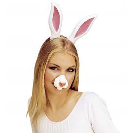Nariz conejo