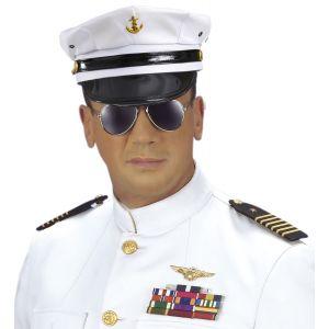 Gorra capitan marina