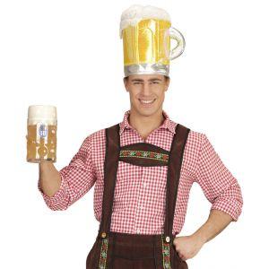 Gorro jarra de birra