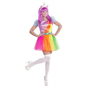 Disfraz unicornio chica