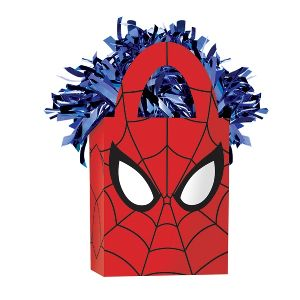 Peso globos spiderman