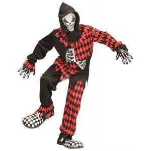 Disfraz evil jester