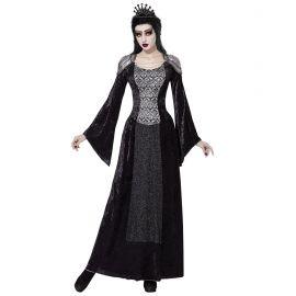 Disfraz reina oscura