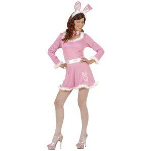 Disfraz conejita rosa